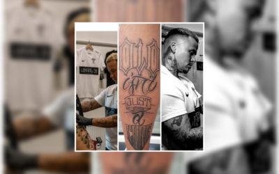 """""""Ik besloot de stap te wagen en 100 procent voor het tatoeëren te gaan"""""""